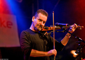Bild: Larry Mathews Blackstone - Irish Folk´n Rock at its best
