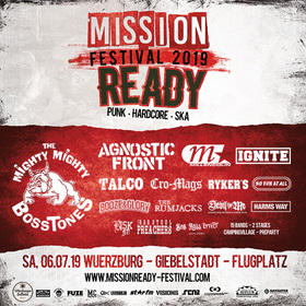 Bild: Mission Ready Festival 2019 - PUNK HARDCORE SKA
