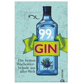 Bild: Petra Milde präsentiert 99x Gin - Gin-Tasting und Buchpräsentation