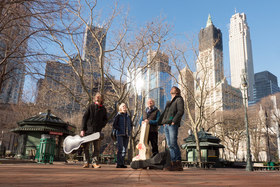 Bild: Machado Quartett - Das klassiche Konzertvergnügen