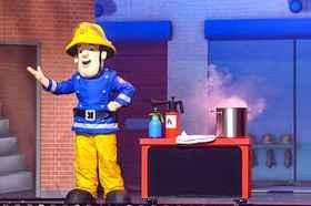 Bild: Feuerwehrmann Sam - rettet den Zirkus