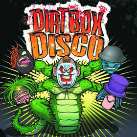 Bild: DIRT BOX DISCO - Hooray! Hooray! Tour 2018