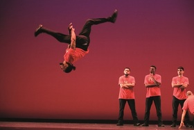Bild: Fly Dance Company - The Gentlemen of  Hip Hop