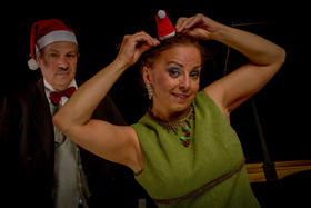 Bild: Weihnachtskabarett mit PianLola - Musikkabarett