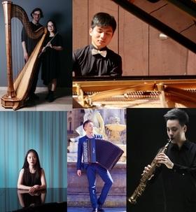 Bild: Duo Chen Shen/Anton Mangold - Kammermusik