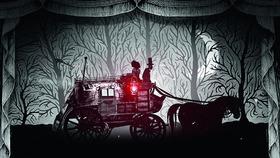Bild: Der Elefantenmensch - Atmosphärische Lesung mit Trickfilmschattenspielprojektionen