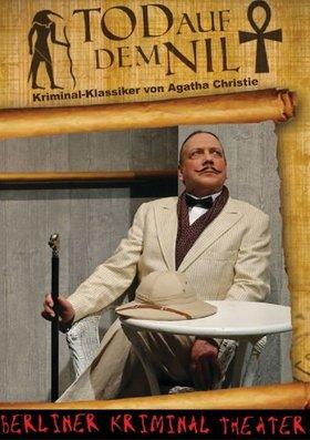 Bild: Tod auf dem Nil - Berliner Kriminaltheater