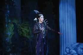 Bild: Die Zauberflöte - Oper von W. A. Mozart - Budapester Operntheater
