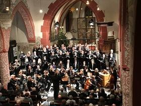 Bild: Festliches Weihnachtskonzert - L.v. Beethoven, Kyrie; J. Haydn, Te Deum; J.F. Reichardt, Weihnachtskantilenen;