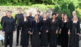 Bild: Bach / De Lalande - Anton-Webern-Chor und -Ensemble Freiburg