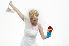 Bild: Verliebt, verlobt, verschwunden - Kabarettischtisches One-Woman-Schauspiel von Stefan Vögel