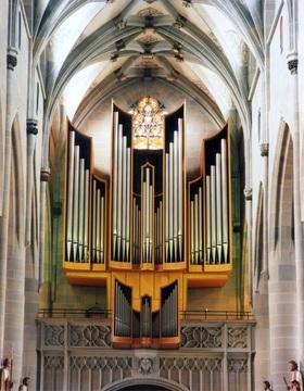 Bild: Sinfonisches Konzert für Orgel und Orchester - Sinfonische Werke von Alexandre Guilmant und Francis Poulenc