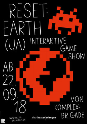 Bild: Reset Earth -  Interaktives Game-Theatre