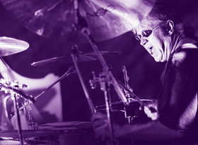 Bild: IAN PAICE (DEEP PURPLE) - feat. Pur.pendicular
