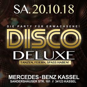 Bild: Disco Deluxe Kassel - Die exclusive Party bei Mercedes-Benz Kassel