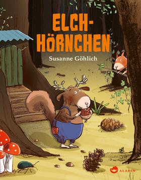Bild: Susanne Göhlich - Elchhörnchen