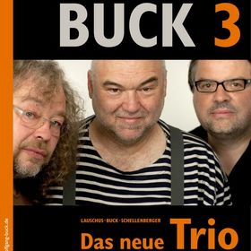 Bild: Buck 3 - Buck, Lauschus und Schellenberger