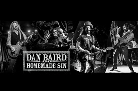 Dan Baird - Support: Atrio