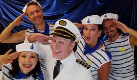 Bild: MS Dreamsongs - Eine musikalische Kreuzfahrt durch die Welt der Komödie, Sommerhits und Musicals