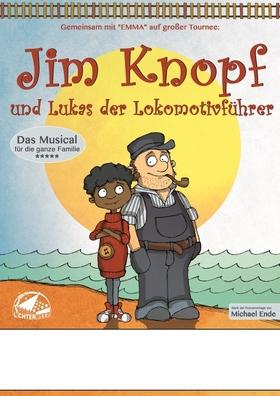Bild: Jim Knopf & Lukas der Lokomotivführer -  Das Musical - Im Rahmen der 10. Weißenfelser Theatertage