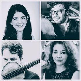 Bild: The Israel Haydn-Quartett