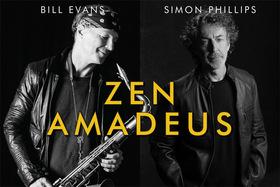 Bild: Simon Phillips & Bill Evans: ZEN AMADEUS