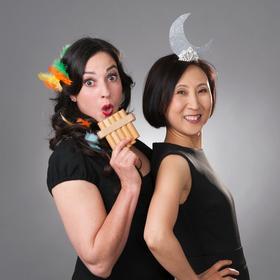 Bild: Oper légère - Franziska Dannheim und Jeong-Min Kim