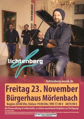 Bild: Lichtenberg - Neue deutsche Volksmusik