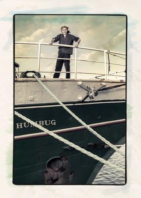 Bild: Nagelritz - Modernes Seemannsgarn