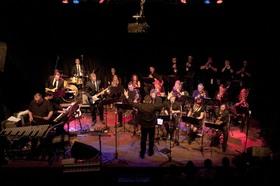 Bild: MKS Big Band - feiert