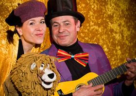 Bild: Christof & Vladislava Altmann - Der Löwe lacht