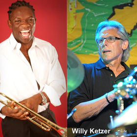 Bild: Willy Ketzer Trio feat. Terrence Ngassa - Louis Amstrong meets Nat King Cole - Premiere