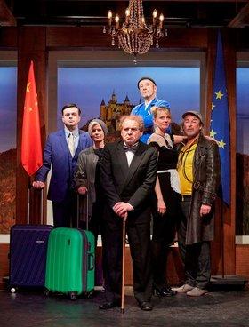 Bild: Global Player - Theater Lindenhof