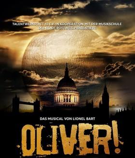 Bild: Oliver! Das Musical - von Lionel Bart nach der Romanvorlage
