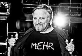 Bild: Axel Prahl & Das Inselorchester -