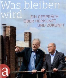 Bild: Lesung mit Gregor Gysi & Friedrich Schorlemmer
