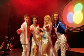 Super Abba - The Abba Tribute Concert