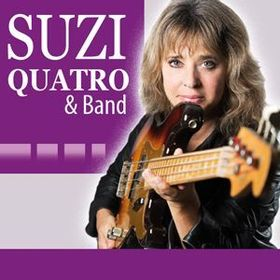 Bild: Suzi Quatro & Band: Open Air