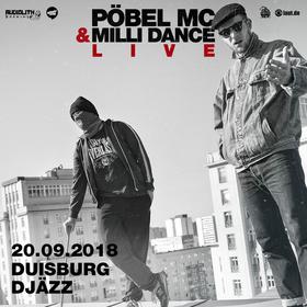 Bild: Pöbel MC & Milli Dance - Soli-Inkasso Tour DUISBURG