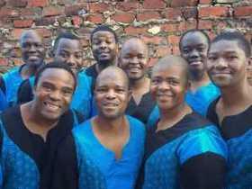 Bild: LADYSMITH BLACK MAMBAZO - Konzert zum 100. Geburtstag von Nelson Mandela