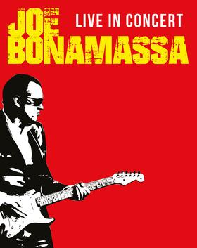 JOE BONAMASSA 2019 - LIVE IN CONCERT 2019