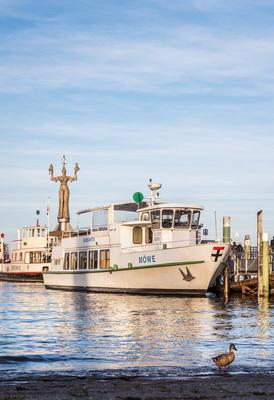 Bild: Schiff ahoi & Land in Sicht - Stadtführung in Konstanz