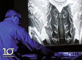 Bild: Metropolis live - 10th Anniversary Edition - Antonio Bras' Filmkonzert zu Fritz Langs Stummfilm-Meisterwerk