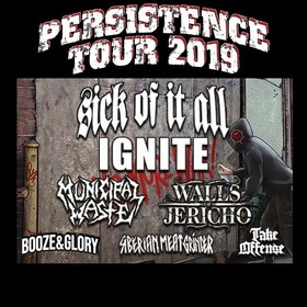 Bild: PERSISTENCE TOUR 2019 - Dresden Show