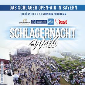 Bild: 5. Schlagernacht in Weiß - Das Schlager Open-Air beim Hahnenkamm Festival 2019
