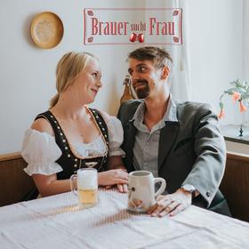 Bild: Brauer sucht Frau - 4 Gänge und 3 Akte