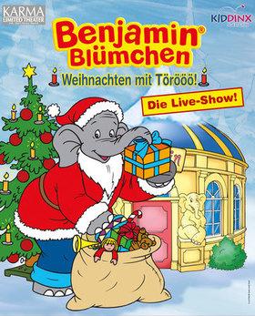Bild: Benjamin Blümchen - Weihnachten mit Töröö