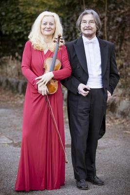 Bild: Ambrosius Duo -