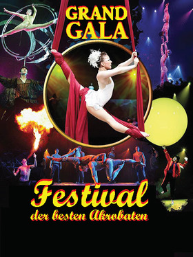 Grand Gala Festival der Akrobaten - The Family Show