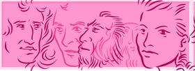 Bild: Literaturgespräch   Ein Abend zum 150. Geburtstag Stefan Georges